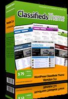 WordPress Classified advertising theme